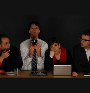 Spectacle Métro Boulot Burnout